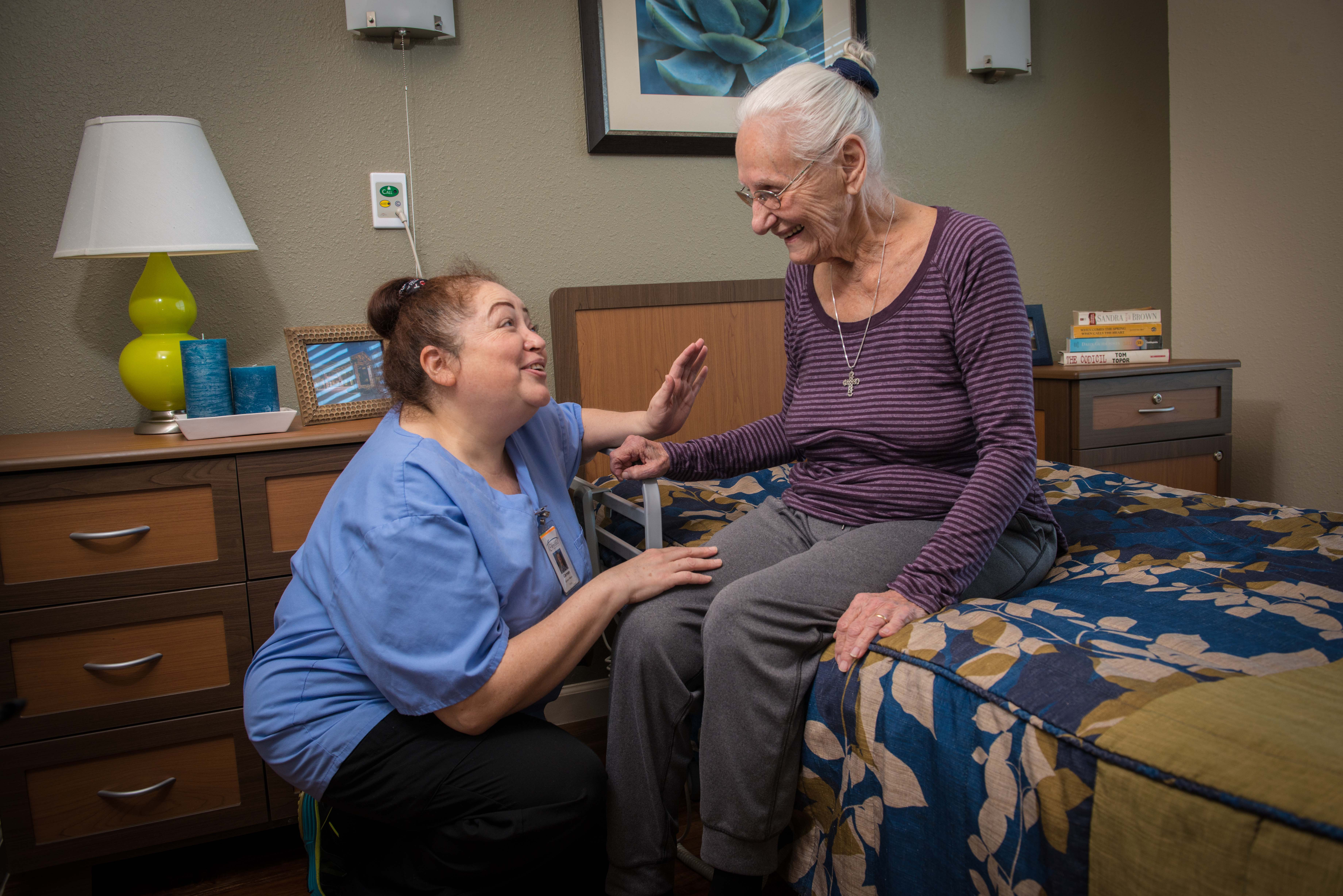 Why you Should Consider a Nursing Career in Senior Care
