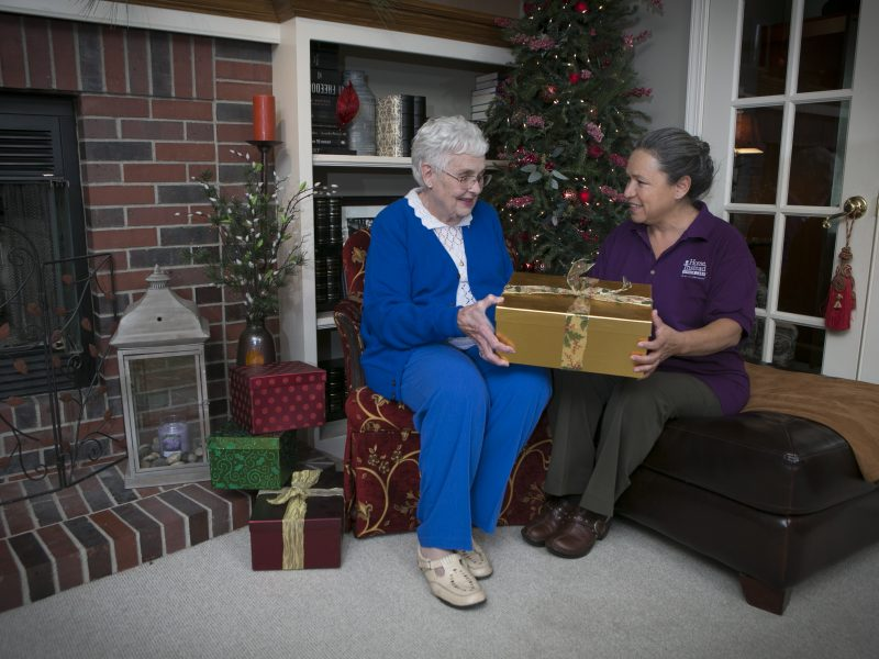 Be a Santa to a Senior: How You Can Help