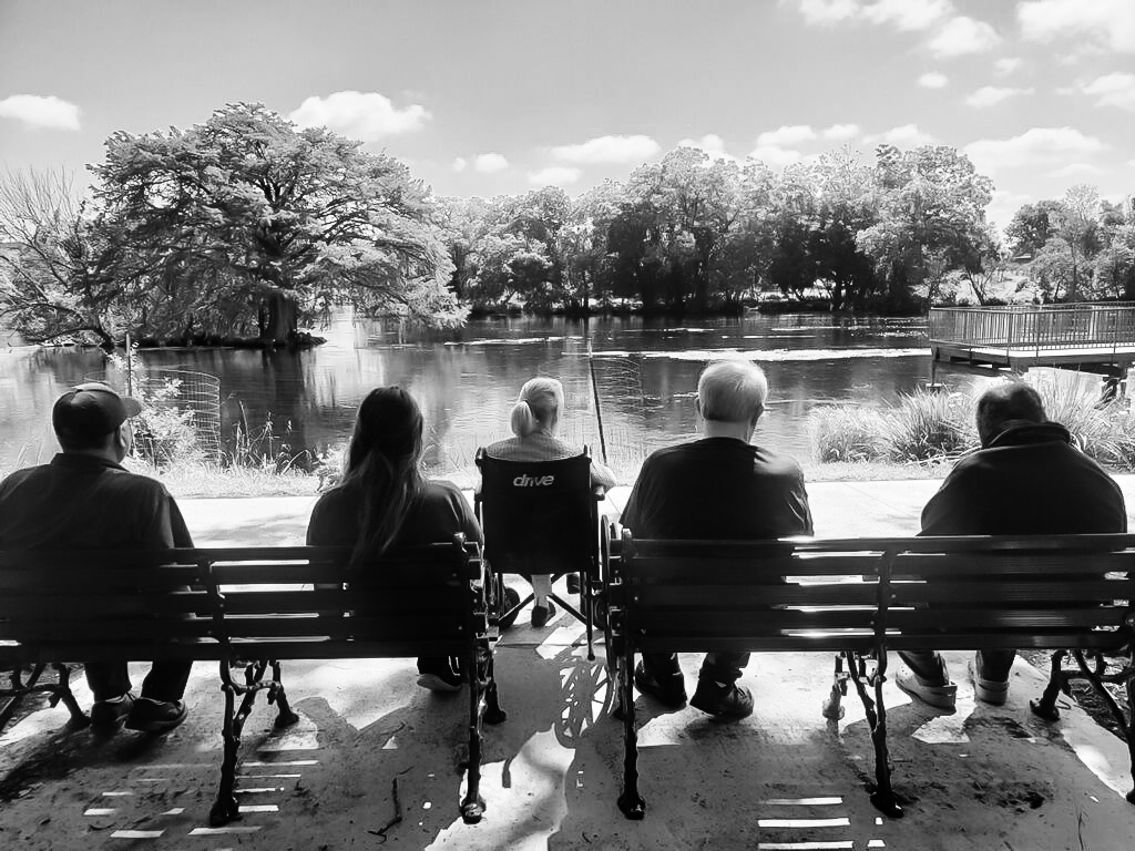 Never Alone: Alzheimer's Support Resources