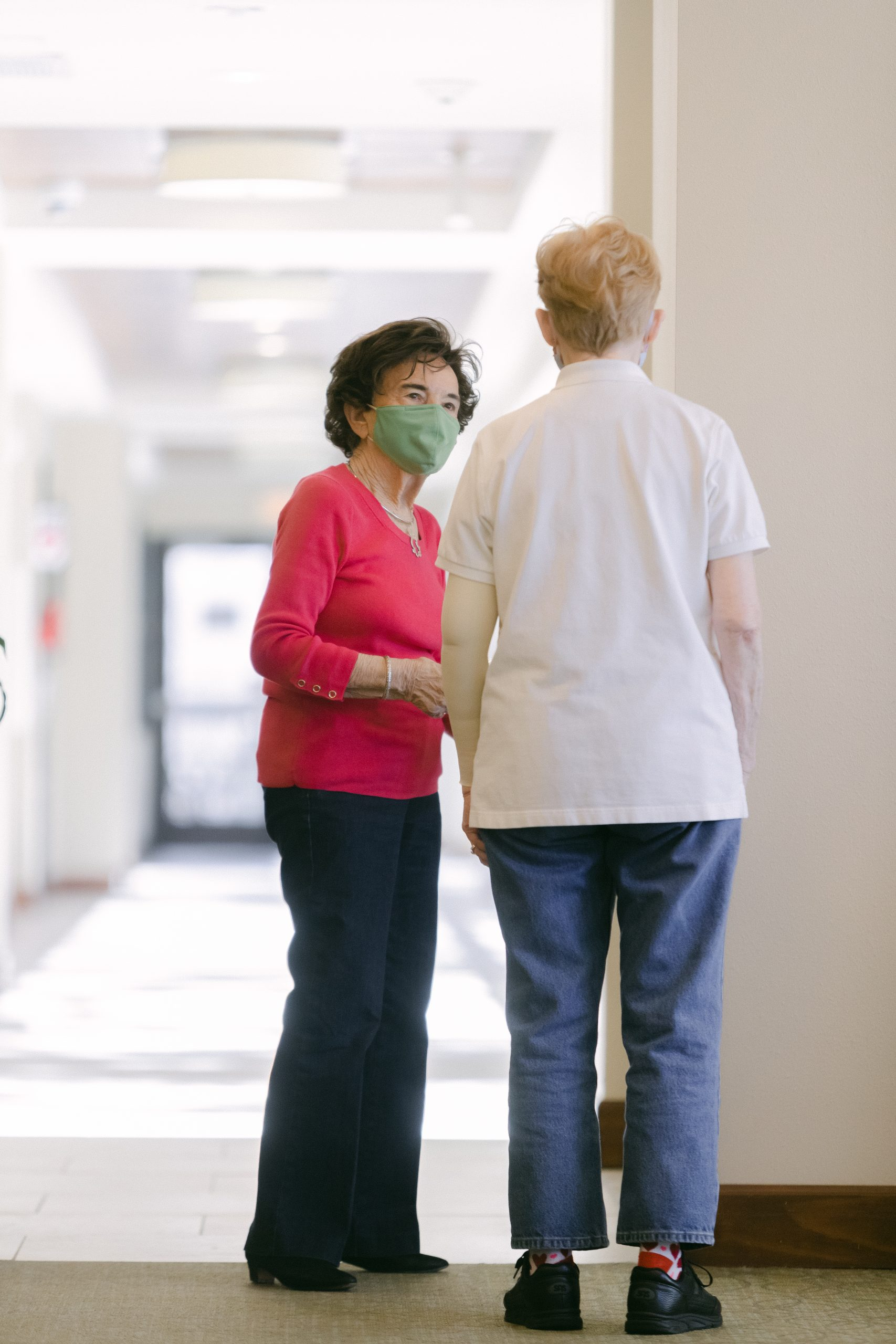 Why Move into in a Retirement Community During a Pandemic?
