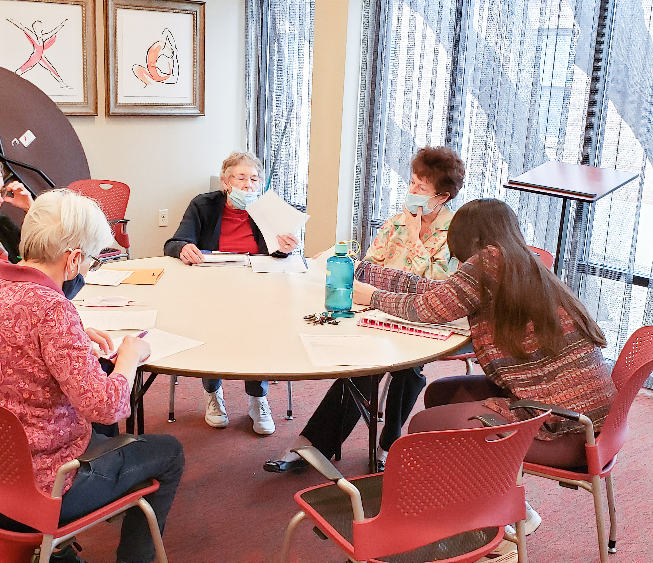 The Play's the Thing for Residents of EdenHill Communities